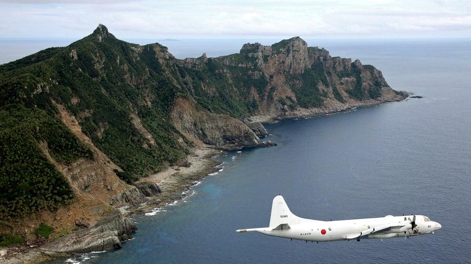 85791841-China Japan Okinawa Questioned