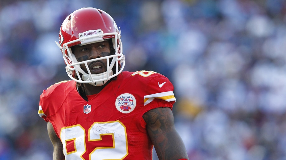 Chiefs Bowe Arrested  Football
