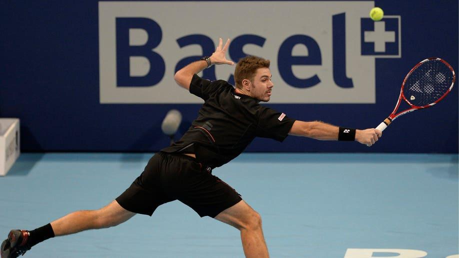 cfb5cd05-Switzerland Tennis Swiss Indoors