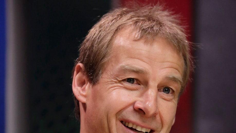 US Klinsmann Soccer