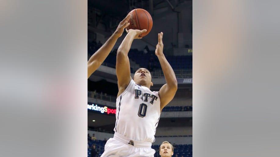 Pittsburgh Robinson Basketball