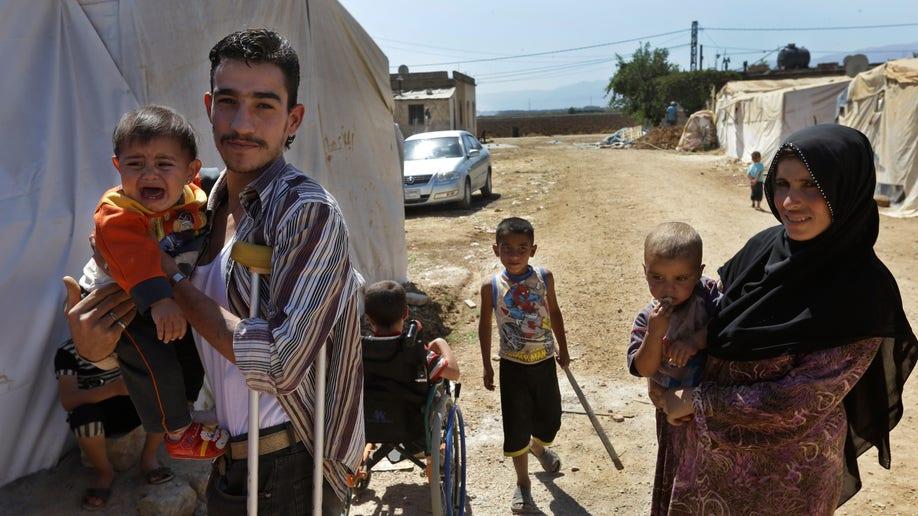 Lebanon Syrians Go Home