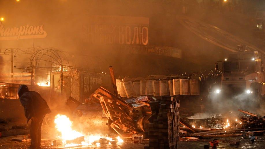 6490c043-APTOPIX Ukraine Protests