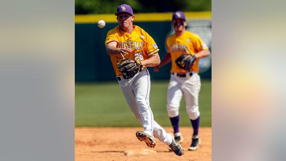 LSU Alabama Baseball