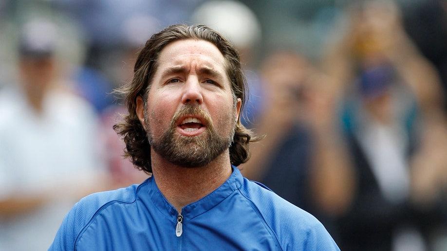 Blue Jays Mets Trade Baseball