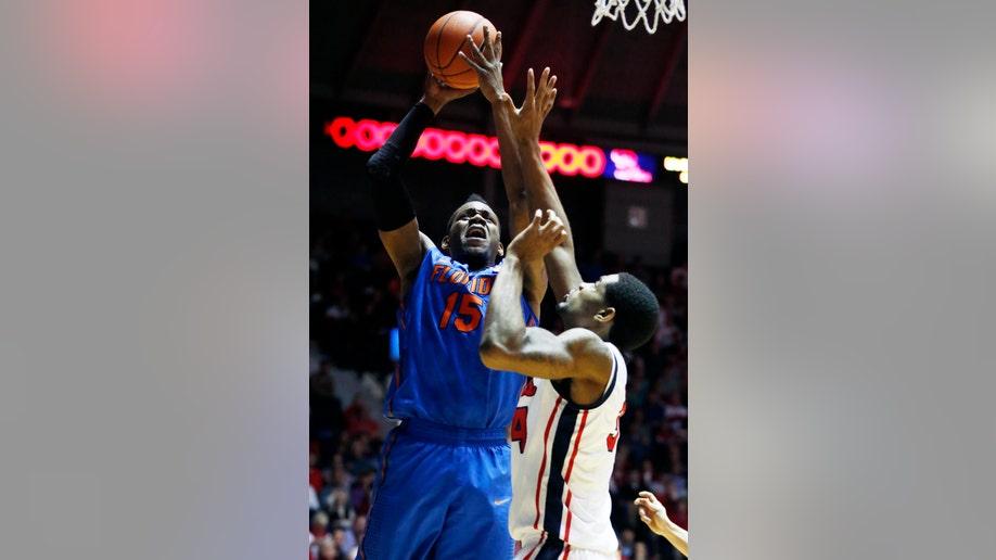 Florida Mississippi Basketball