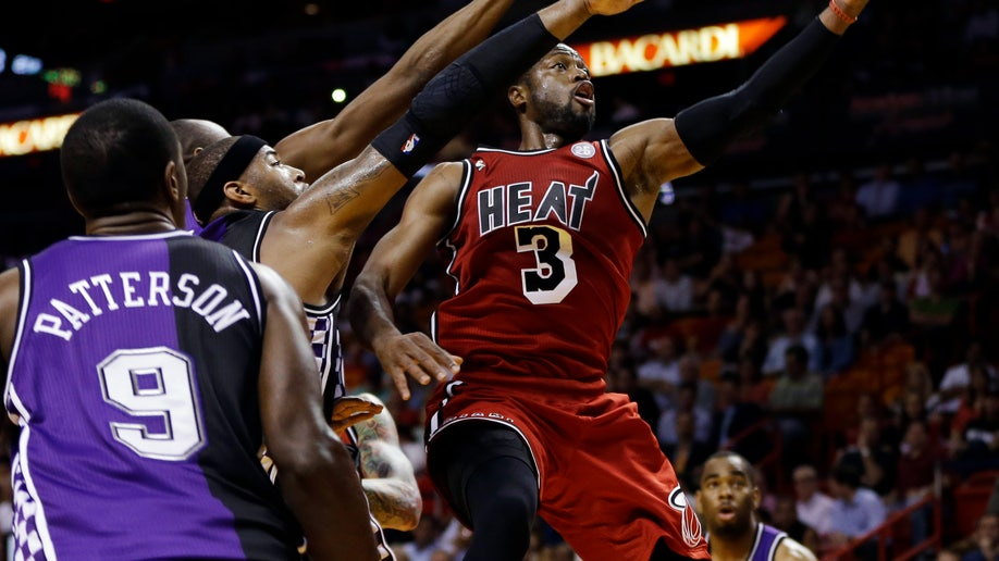 Kings Heat Basketball