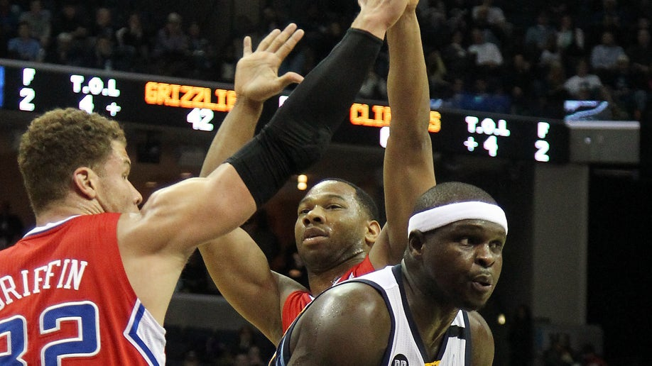 c2f6c7d9-Clippers Grizzlies Basketball