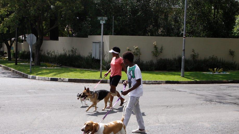 South Africa Dog Debate