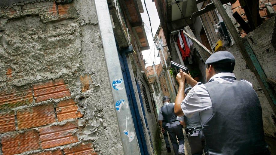 Brazil Police Killings