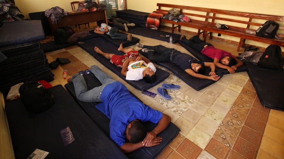 Mexico Migrants Attacked