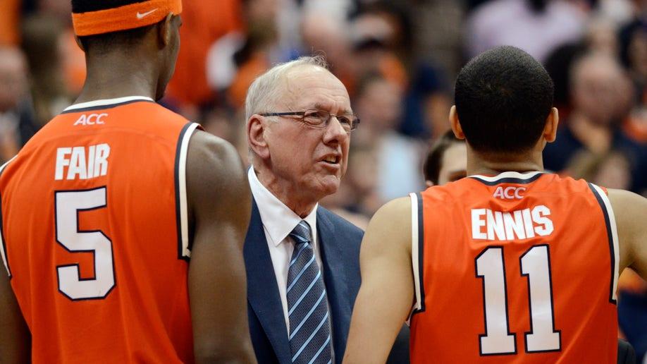 Boston College Syracuse Basketball