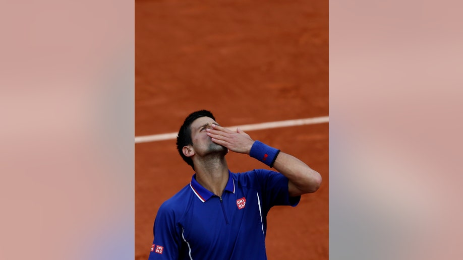 69c7adb4-France Tennis French Open