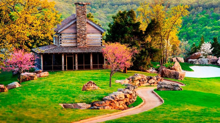 cabin - civil war cabin