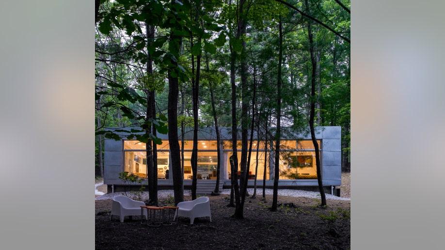 cabin - luminhaus