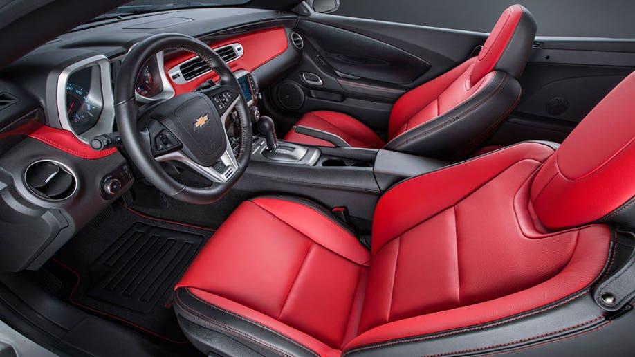 7aab7275-2015 Camaro Commemorative Edition