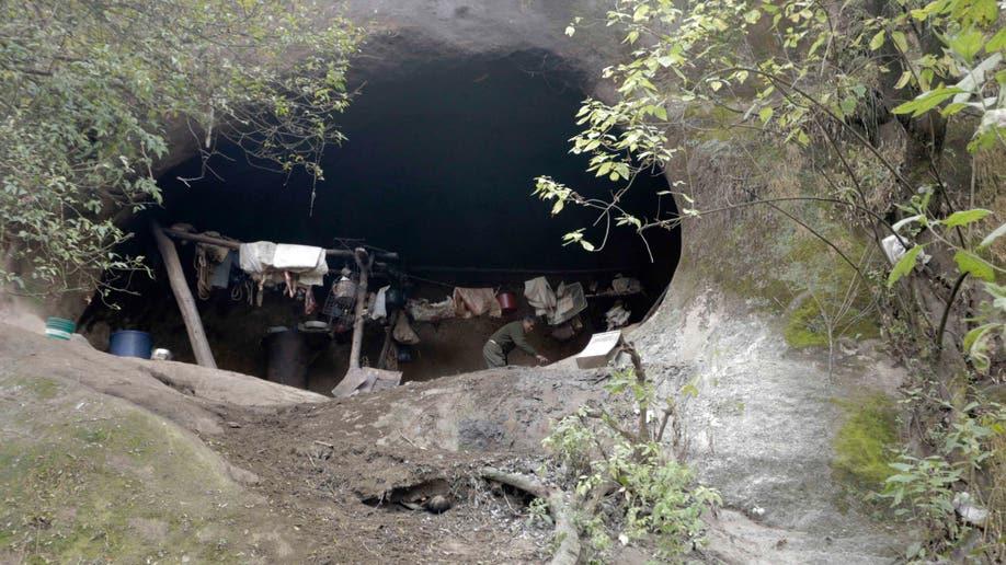 Argentina Caveman