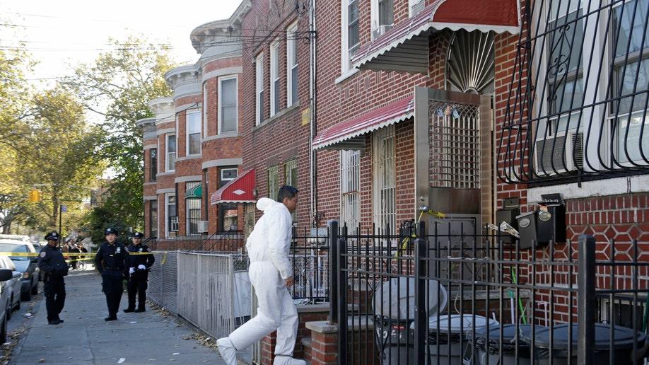 Brooklyn Stabbings
