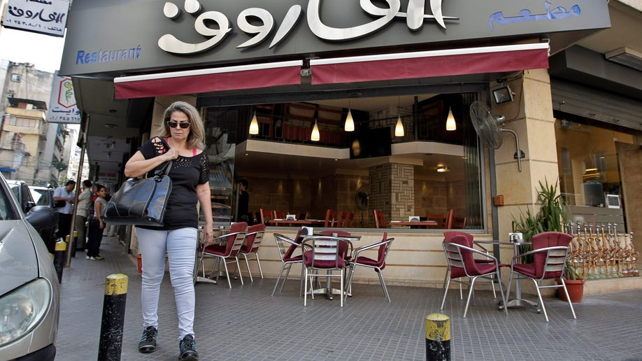 Mideast Lebanon Crumbling Economy