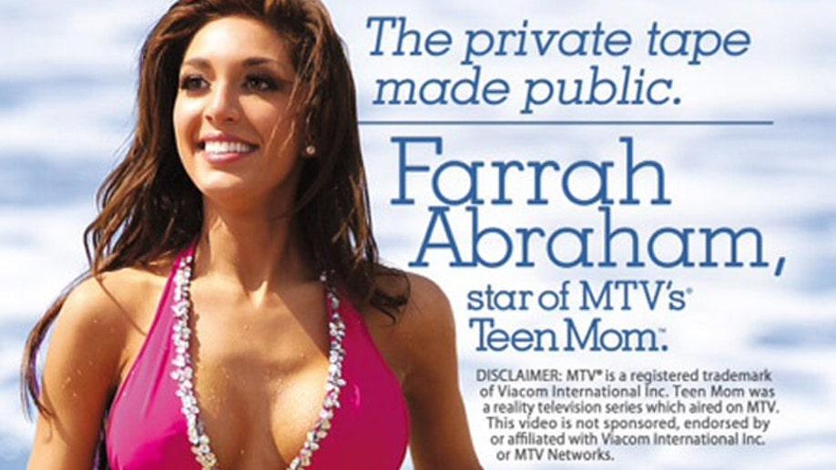 Farrah raham sex video