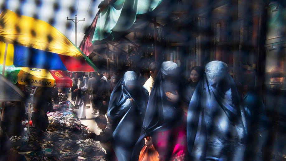 225913f3-Afghanistan Burqa Woes