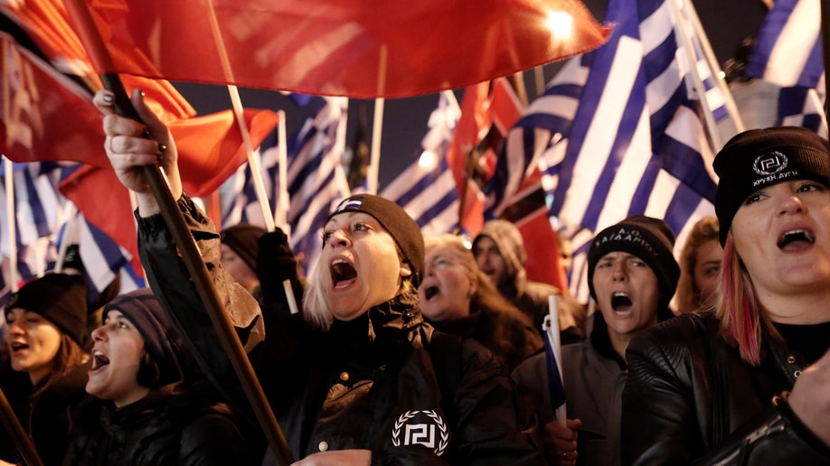 Greece Far Right