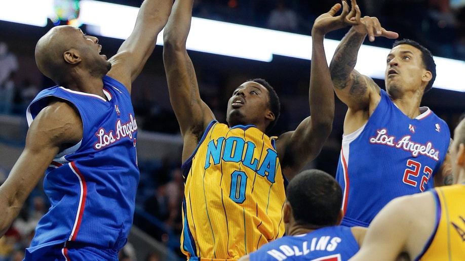 e4b5da3b-Clippers Hornets Basketball