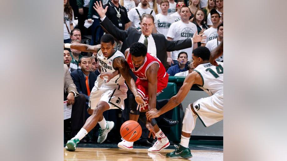03d1509e-Indiana Michigan St Basketball