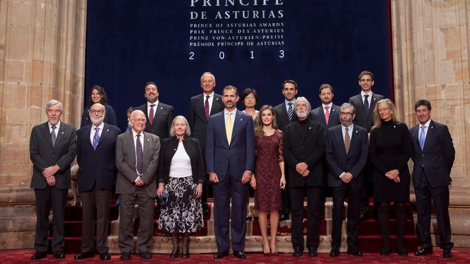 Spain Prince of Asturias Prize