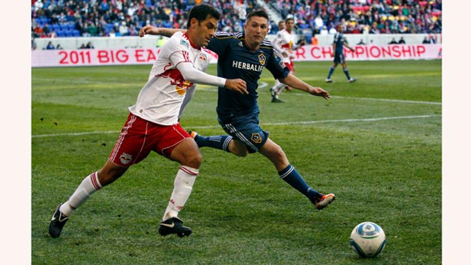 Galaxy Red Bulls Soccer