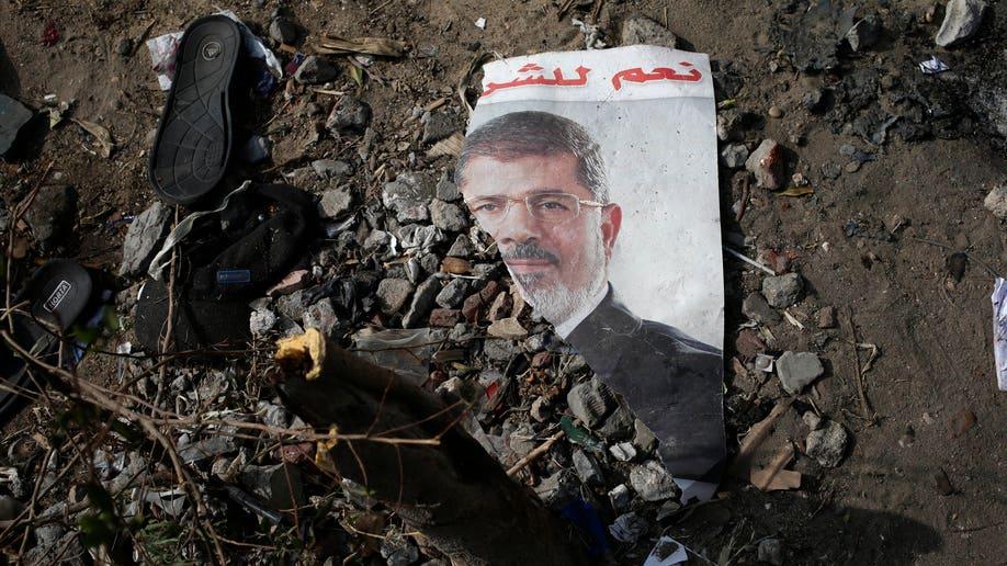 Mideast Arab Spring Fall Back