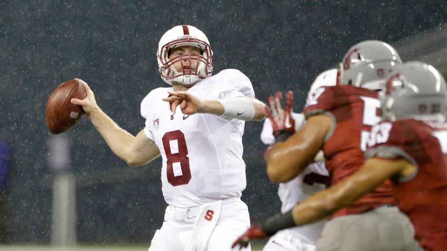 Stanford Washington St Football