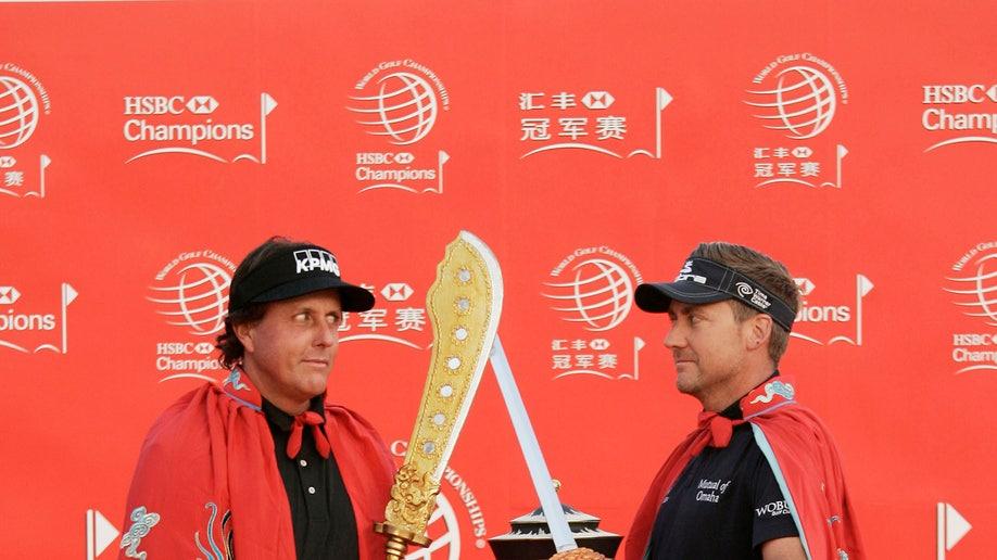 39bf3e79-China Golf HSBC Champions