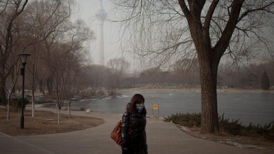 5993972a-China Air Pollution