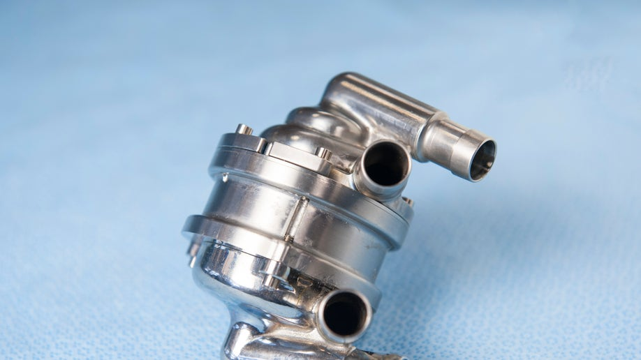Soft artificial heart completes initial trials in Swiss ... |Prosthetic Heart