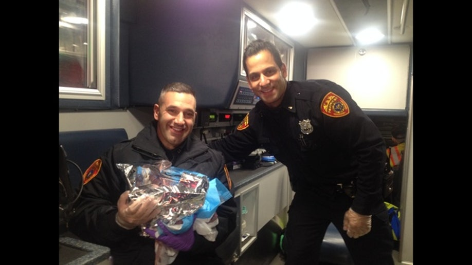 cop's baby delivery 2