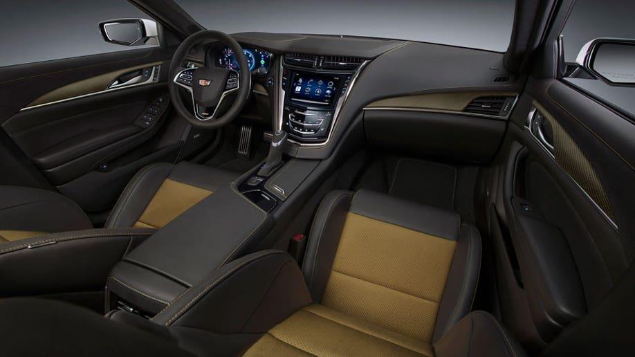 9d37d7d0-2016 Cadillac CTS-V