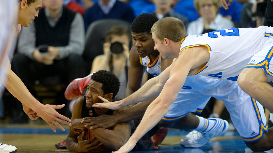 Stanford UCLA Basketball