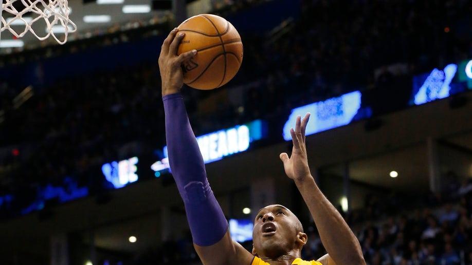 Lakers Thunder Basketball
