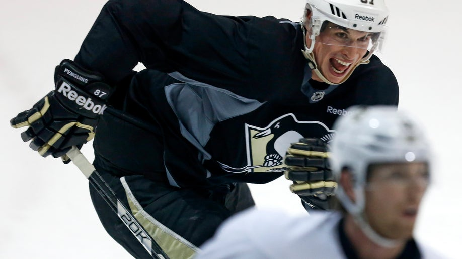 Penguins Back To Work Hockey