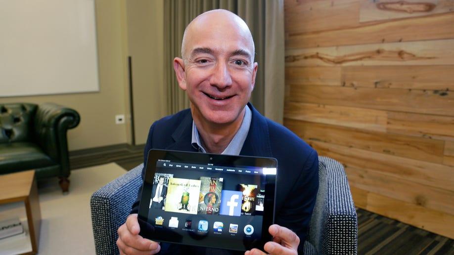 Ecuador-Jeff Bezos