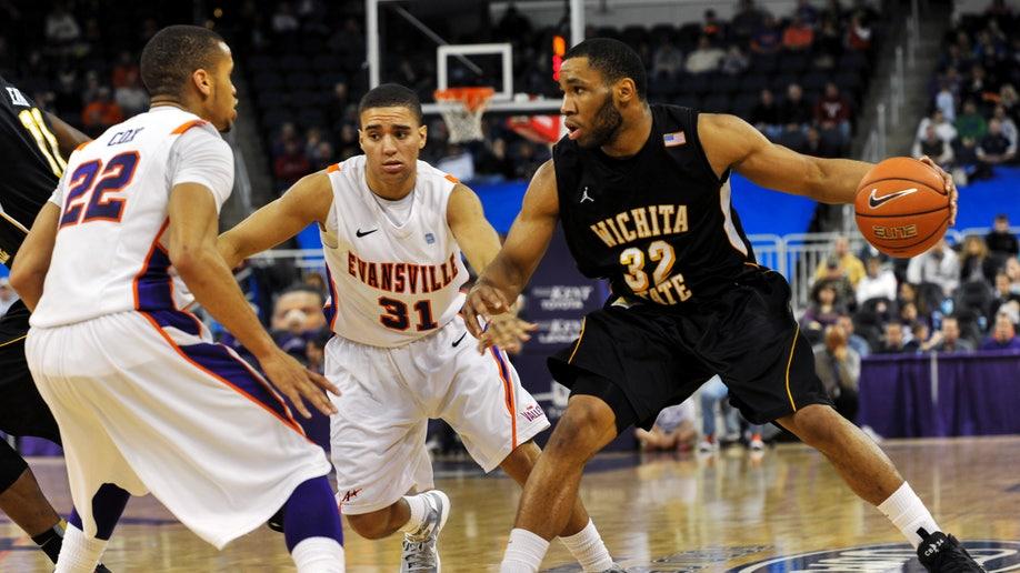 Wichita St Evansville Basketball
