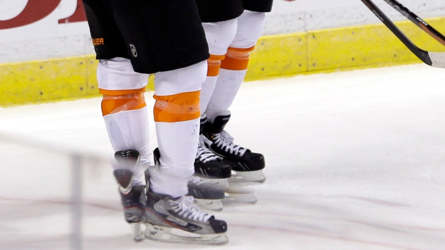 Flyers Panthers Hockey