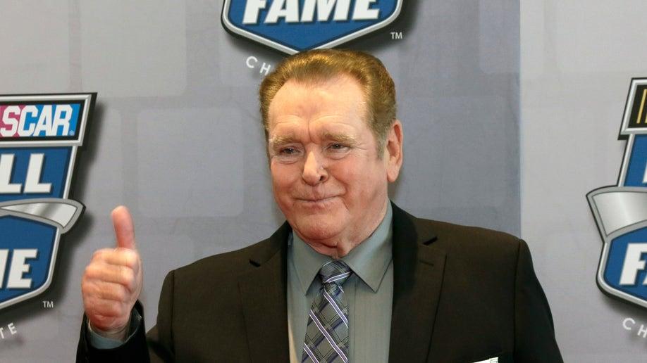 e1e4adae-NASCAR Hall of Fame Inductions Auto Racing