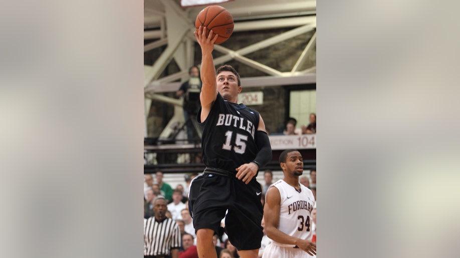 Butler Fordham Basketball
