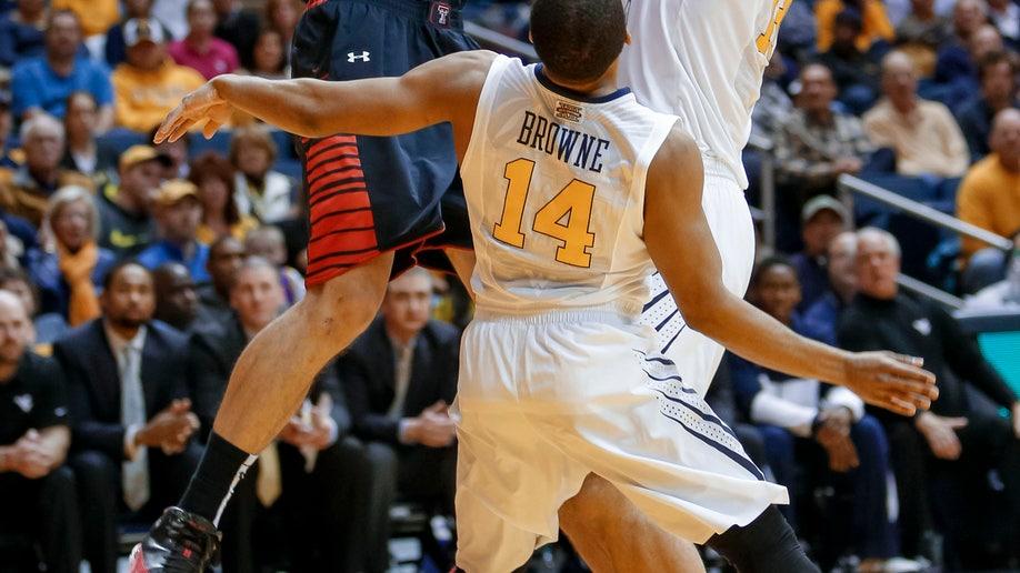 Texas Tech West Virginia Basketball