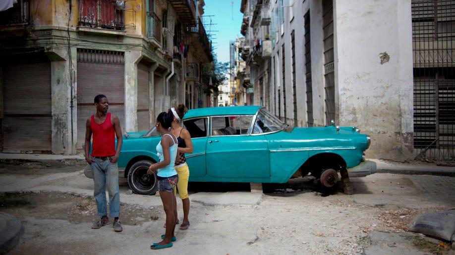 Cuba Struggling Entrepreneurs