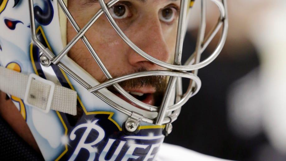 Sabres Miller Hockey