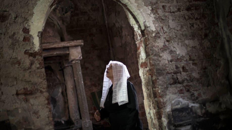 APTOPIX Mideast Egypt After The Attacks