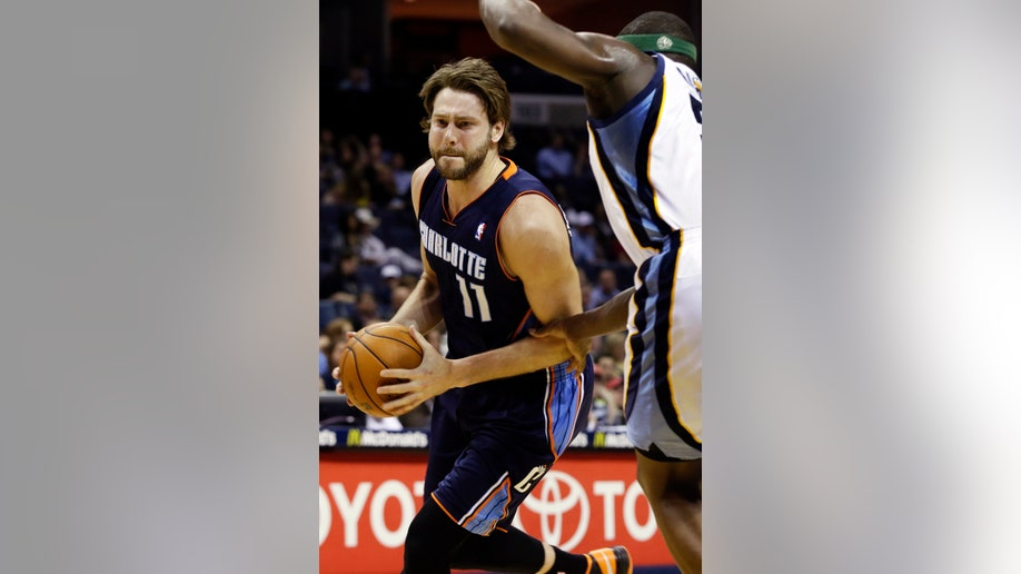 9fc76263-Bobcats Grizzlies Basketball